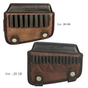 Tourbon-Shooting-Cheek-Rest-Comb-Riser-22LR-Rimfire-30-06-Ammo-Holder-Case-Retro