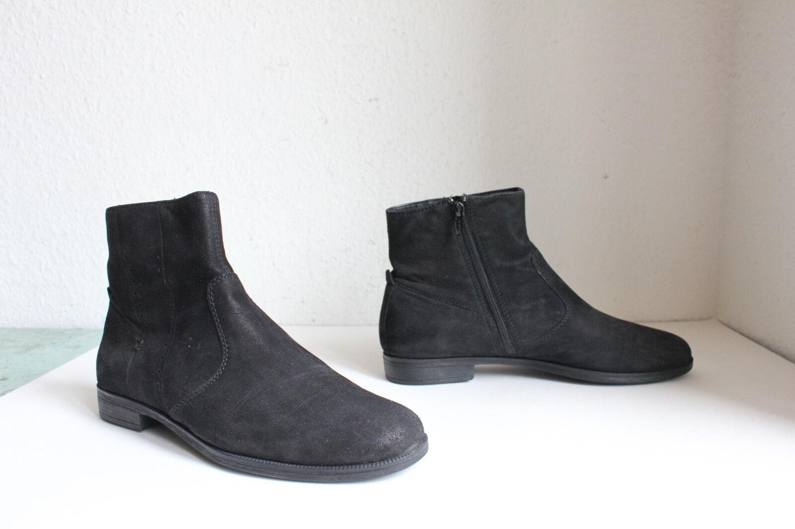 Vagabond Elegante Stiefel Stiefeletten Stiefel Elegante Echteder Schwarz Eu:40 e0e269