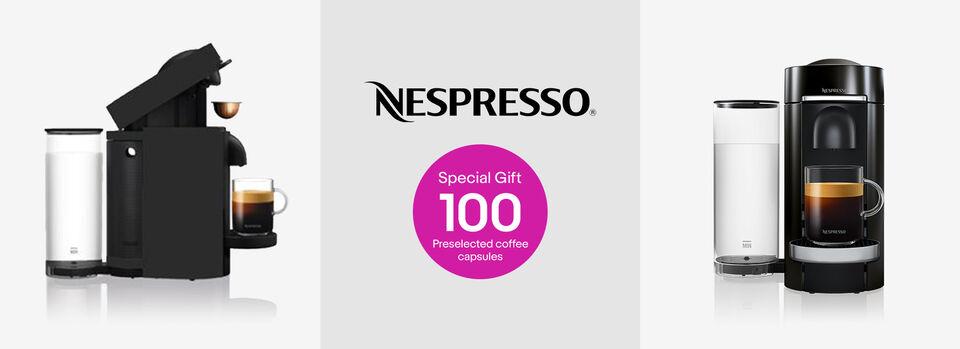 Shop Now - Brand New on eBay: Nespresso