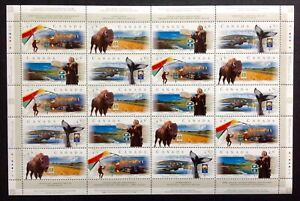 CANADA-STAMP-1780-83-MNH-MINI-SHEET-034-SCENIC-HIGHWAYS-3-034