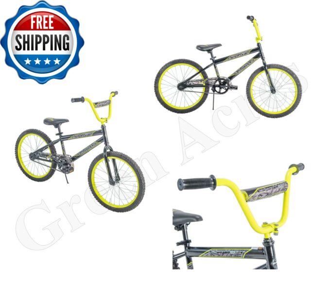 "Huffy 20/"" Inch Boys Bike Kids BMX Bicycle Teen Children Cycling Single Speed"