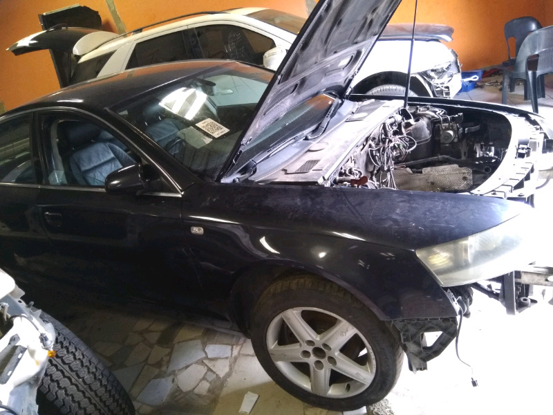 Stripping 2005 Audi A6 For Spares