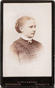 CDV-photo-Damenportrait-Muehlhausen-Eschwege-1890er