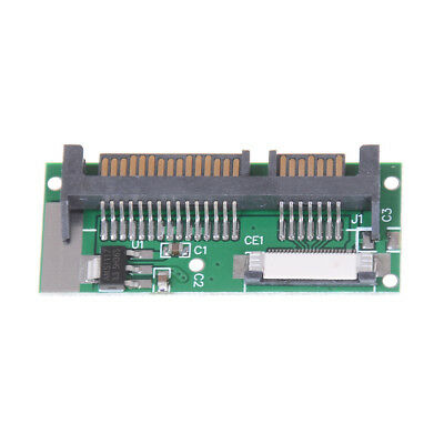 1.8inch LIF to 2.5inch SATA 24Pin ZIF to 7+15 Pin Converter Power Adapter Card