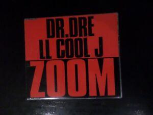 CD SINGLE  DR DRE  LL COOL J  ZOOM - NORWICH, Norfolk, United Kingdom - CD SINGLE  DR DRE  LL COOL J  ZOOM - NORWICH, Norfolk, United Kingdom