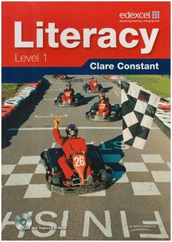 Edexcel ALAN Student Book Literacy Level 1: Student Book Level 1 By Rob Summers