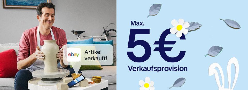 Entspannt verkaufen: max. 5€ Provision – Angebot freischalten - Entspannt verkaufen: max. 5€ Provision*
