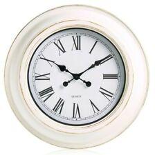 Cream Grantham Station Oversized Wall Clock 75cm For Sale Ebay