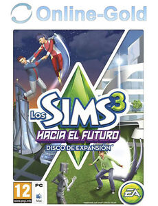 Los Sims 3 Hacia el Futuro expansión Into the Future PC Origin juegos[ES][Nuevo]