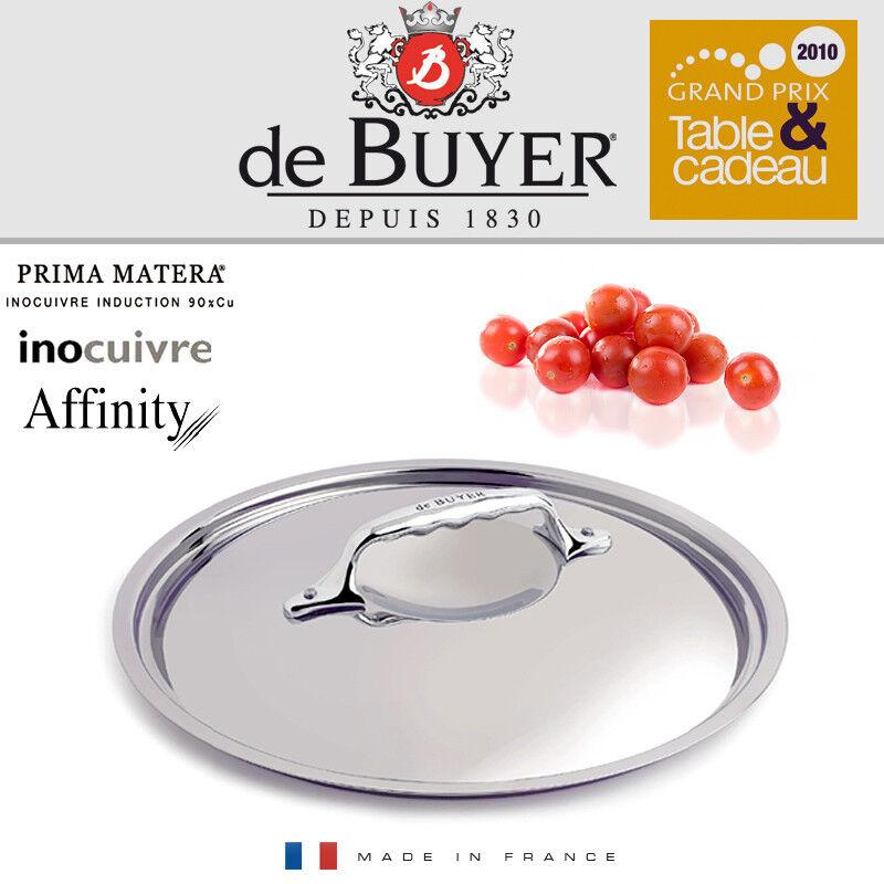 Cadeau de en noel De Buyer-Couvercle en de Acier Inoxydable 976a47