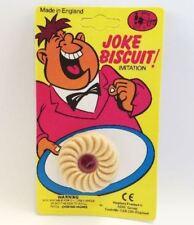 51f0f4125 Fake Jammy Dodger Biscuit - Fancy Dress Prop Biscuits Joke for sale ...