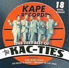 The Very Best of the Kac Ties by Kac-ties (CD, Jun-2008, Collectables)