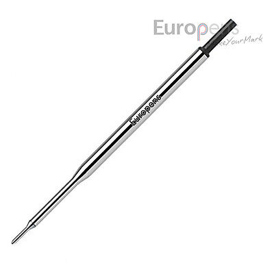 Black /& Blue Ballpoint Pen Refills Parker /& Cross Compatible New Refills In Y2N8