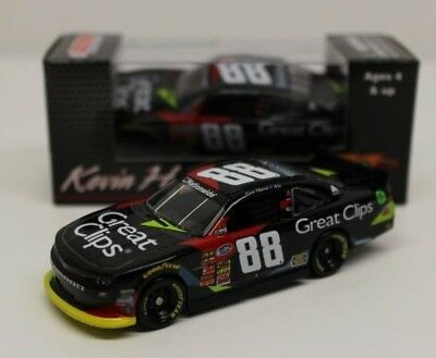2014 KEVIN HARVICK #88 Great Clips 1:64 Action Diecast In Stock Jr Motorsports