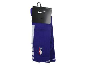 NEW Nike Los Angeles Lakers - Men's Purple Mid Calf Socks (Multiple Sizes)