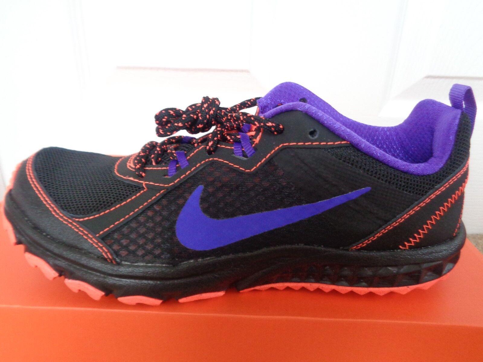 Nike Wild Trail damen trainers schuhe 643074 022 uk 5 eu 38.5 us 7.5 NEW+BOX