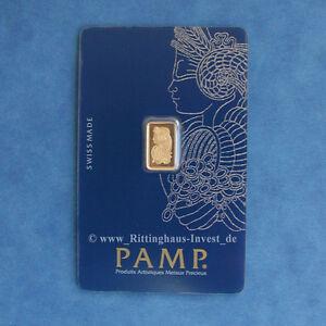 Lingote-de-oro-1g-1-gramos-PAMP-suisse-fortuna-blister-oro-99-99-oro-bar-1-G