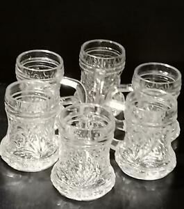 Glas-Set-6-Stueck-Schnaps-Bierseidel
