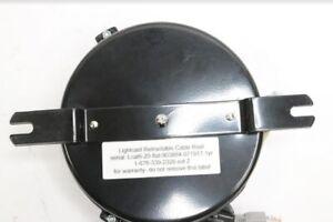 Lightcast-Retractable-Flat-Mount-Cable-Reel-20-039-LCAT6-20-FLAT