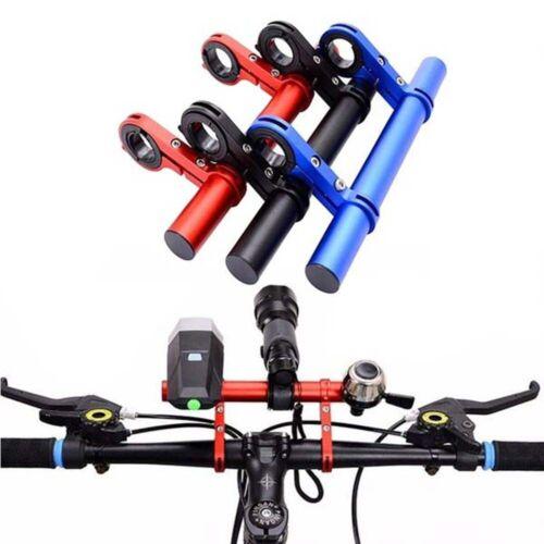 Bicycle Bike Handle Bar Handlebar Extension Mount Bracket Extender Holder Adjust