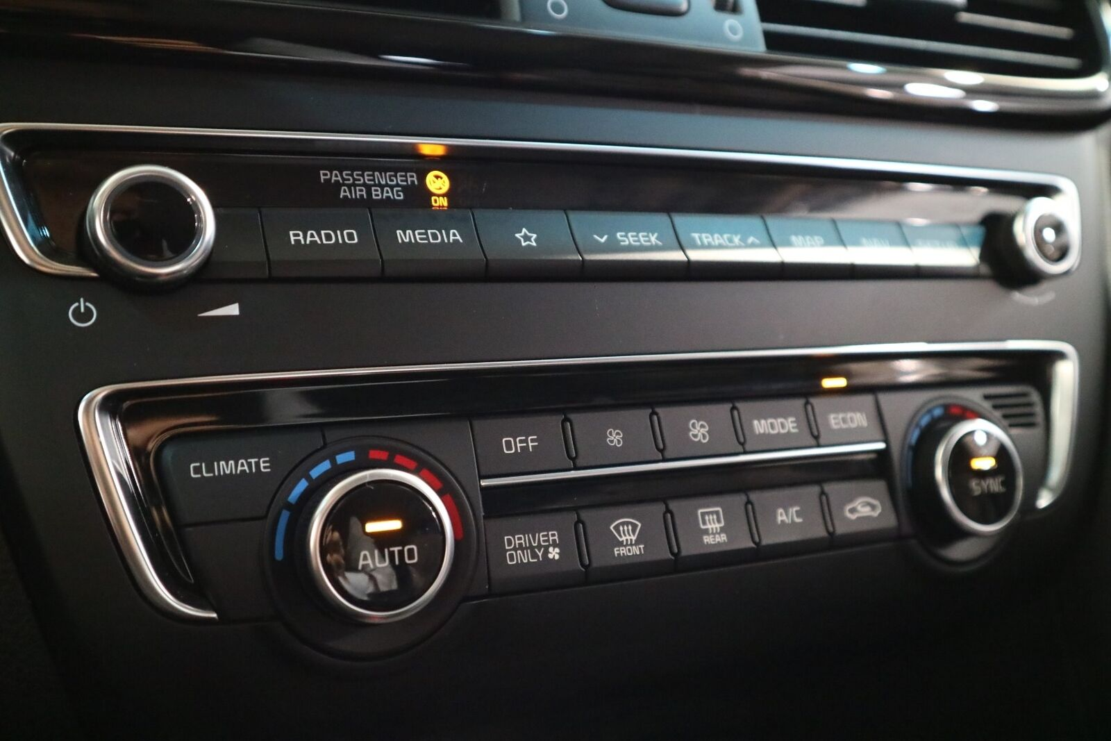 Kia Optima 2,0 PHEV SW aut. - billede 6