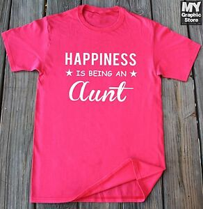 Aunt T Shirt Mothers Day Shirt Aunt Birthday Gifts Christmas Gifts ...