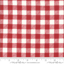Red//Black by 1//2 yard MODA Fabric ~ OVERNIGHT DELIVERY ~ Sweetwater 5708 13