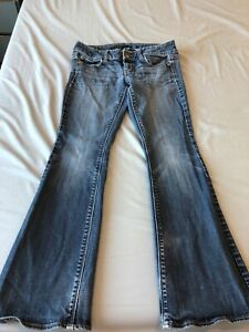 4 Jeans Women's American Taille Eagle pqw4Fnaf