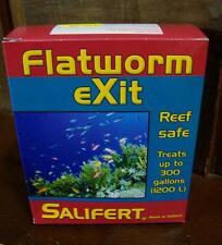 SALIFERT FLATWORM EXIT 0.35 OZ - AQUARIUM REEF SAFE MEDICATION FISH TANK SICK