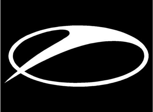 Armin Van Buuren A State Of Trance Logo Vinyl Decal Sticker