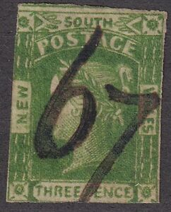 NSW-numeral-postmark-67-2-of-MUSWELLBROOK-rated-3R