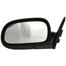 93-97 Toyota Corolla Driver Side Mirror Replacement - Manual