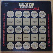 Elvis Presley The Other Sides Worldwide Gold Award Hits Vol. 2 x 4 Vinyl LP Box