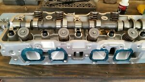Details about 22r, 22re, 22rte - enhanced spec  cylinder head assembly by  D O A  Racing