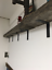 thumbnail 8 - 2 Pack - Angle Shelf Brackets, Farmhouse Metal Shelf Bracket, Industrial Modern