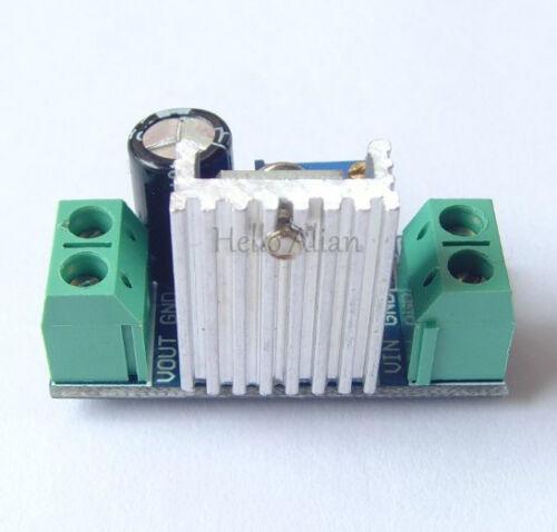 DC-DC Buck Step Down 4.2-40V to 3.3V 5V 6V 9V 12V 24V Voltage Linear Regulator