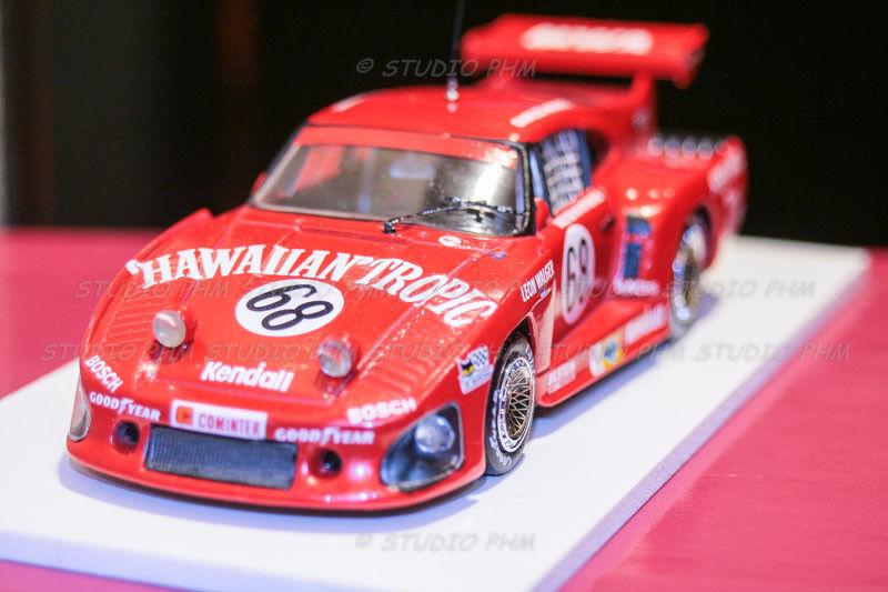 Porsche 935 k3 racing associates inc usa 24h du mans 80 1 43 phm exclusiv