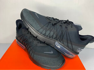Details about NEW SIZE 6 9 Men Nike Air Max Sequent 4 Utility Training Running Shoe Black NIB