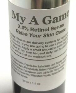 Refill-ModelSupplies-My-A-Game-2-5-Retinol-Serum-Antiaging-AntiAcne-Vitamin-A
