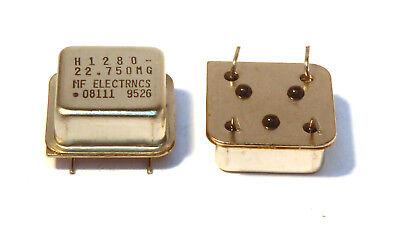 Crystal Clock Oscillator 25MHz MF Electronics H3292