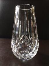 Lismore 7 Waterford Crystal Vase
