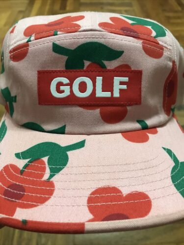 Golf Wang Hat Flowers Floral