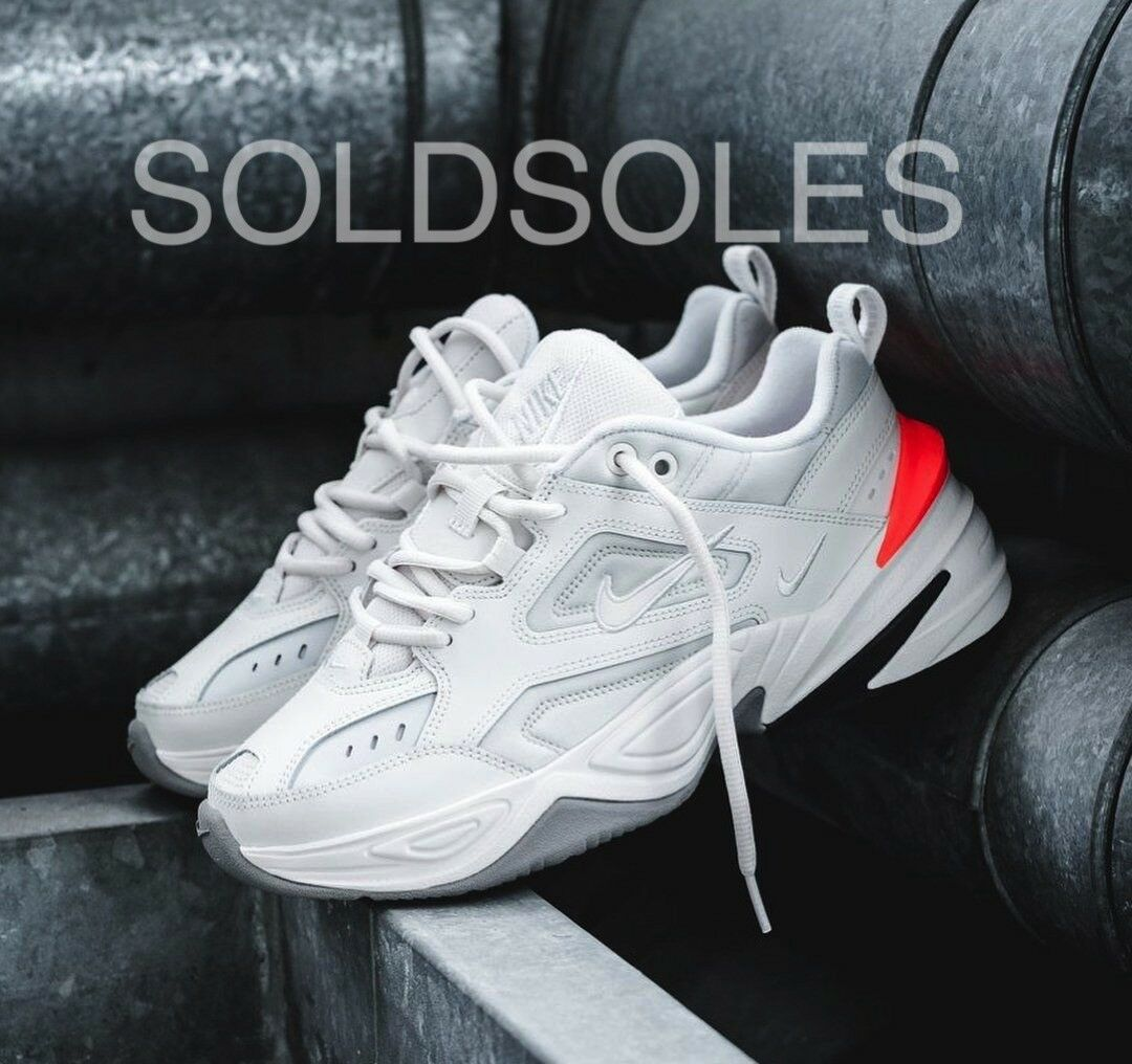 Nike M2K Tekno Phantom / blanc  / Phantom Orange b3a143