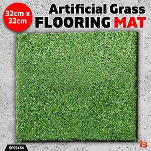 Artificial Fake Grass Flooring Mat Turf Synthetic Garden Plastic Plant Outdoor