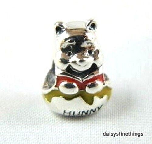 5df705142 Authentic PANDORA Disney Honey Pot Pooh Charm 791919ENMX for sale online |  eBay