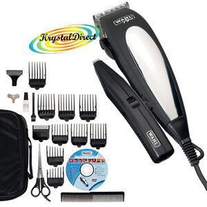 wahl vogue deluxe endurance complete mains clipper trimmer