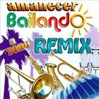 Amanecer Bailando a Todo Remix by Various Artists (CD, Oct-2012, Sony Music Entertainment)