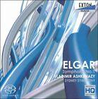 Elgar: Symphony No. 1 Super Audio Hybrid CD (CD, Jul-2010, Exton)