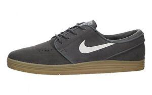 online retailer bc276 a524e Image is loading Nike-LUNAR-STEFAN-JANOSKI-River-Rock-Sail-Gum-