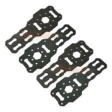 4x 3K CF 3108 3508 4108 4114 Motor Mount for 16mm Pipe Arm DIY Quadcopter FY650